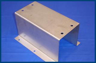 Steel Junction Box